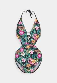 Venice Beach - MONOKINI - Swimsuit - black - 5