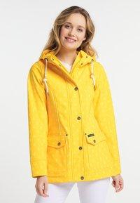 Schmuddelwedda - Outdoorová bunda - yellow - 0