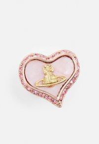 Vivienne Westwood - PETRA EARRINGS - Earrings - pink gold-coloured - 3