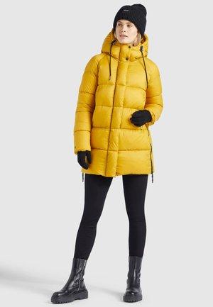 NIDALEE - Winterjas - gelb
