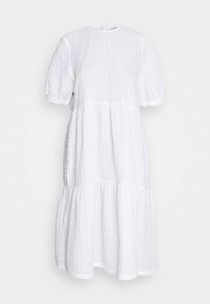 Day dress - white light unique