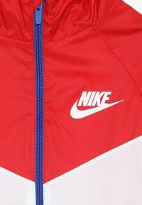 Nike Sportswear - Training jacket - university red/summit white/game royal - 4