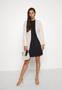 New Look - Short coat - stone - 1