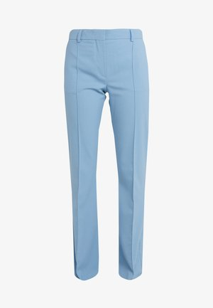 Trousers - faded denim