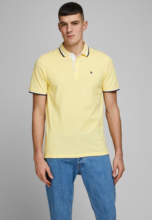Poloshirts - lemon drop