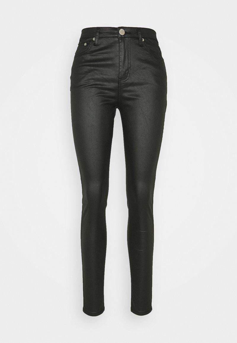 Glamorous Tall - Jeans Skinny Fit - black denim
