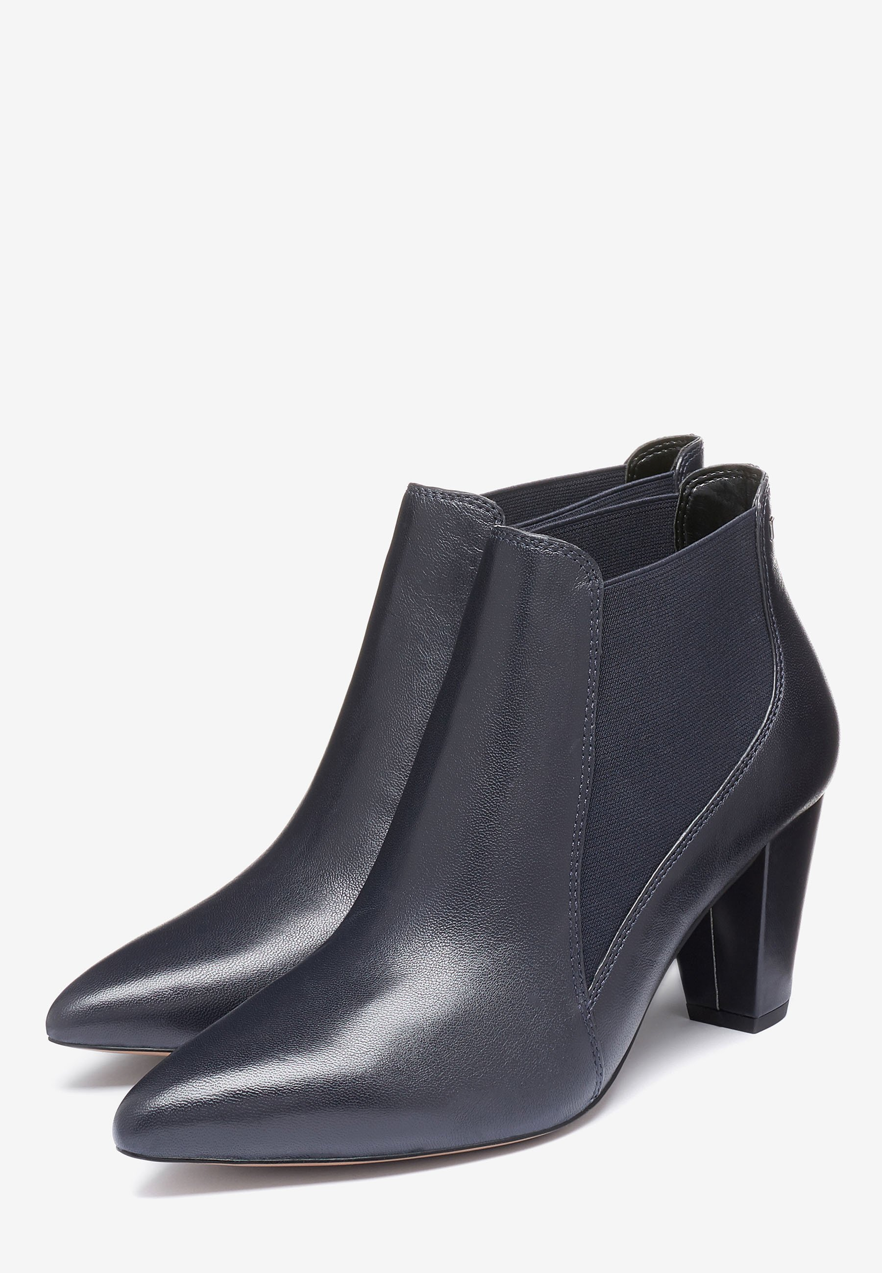 Next TAN EXTRA WIDE FIT FOREVER COMFORT® FORMAL ANKLE BOOTS Stiefelette blue/blau