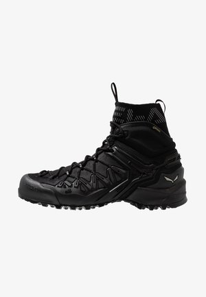 WILDFIRE EDGE MID GTX - Outdoorschoenen - black
