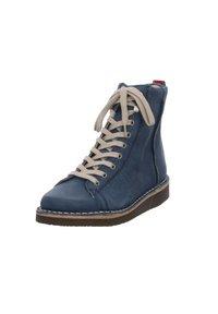 Grünbein - Lace-up ankle boots - blau - 2