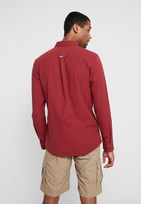 Tommy Jeans - GINGHAM SHIRT - Chemise - red - 3