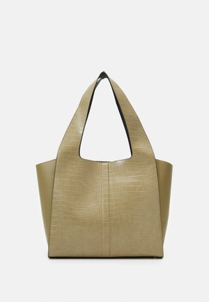 WING TAYLOR TOTE - Tote bag - olive