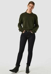 Kings Of Indigo - Slim fit jeans - bio stretch rinse - 0