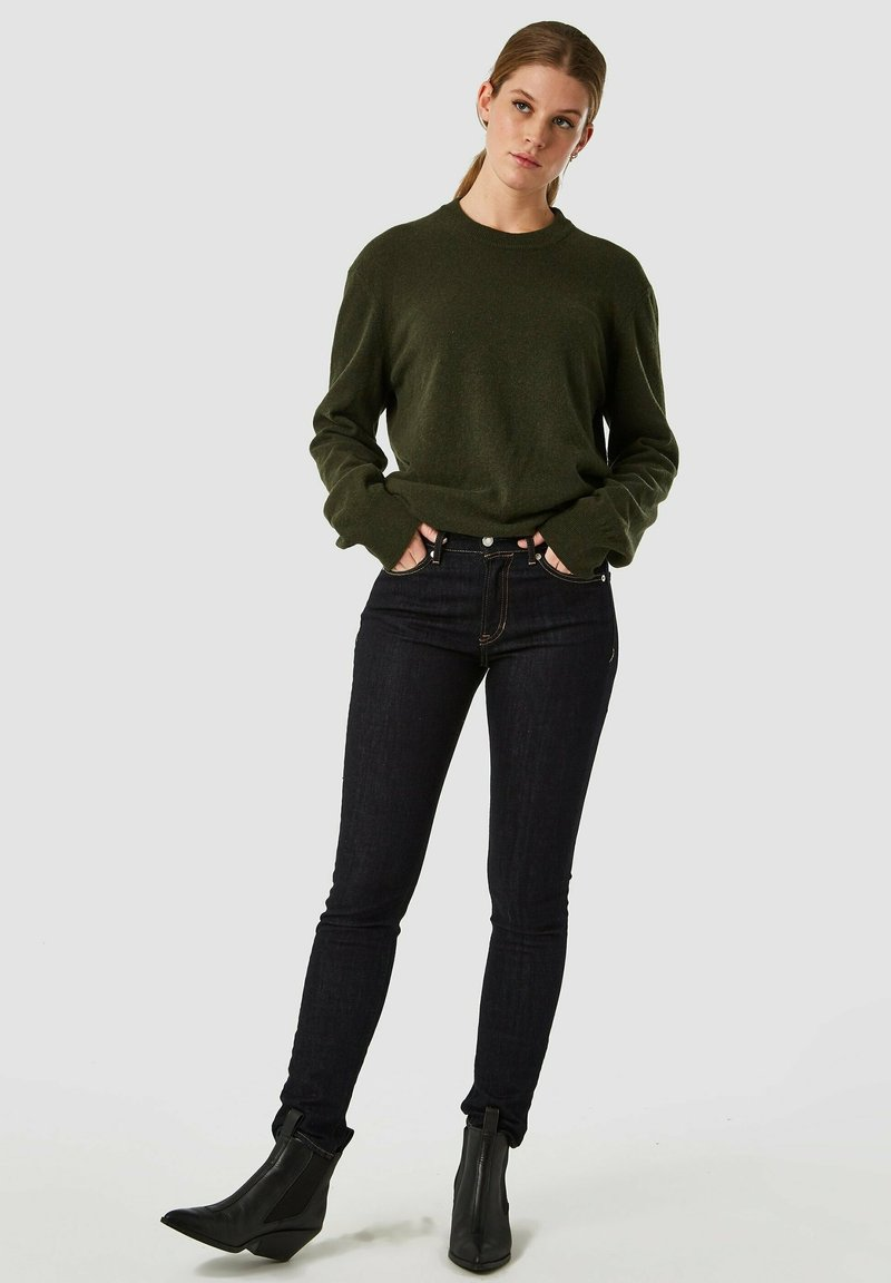 Kings Of Indigo - Slim fit jeans - bio stretch rinse