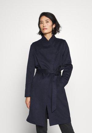 Płaszcz wełniany /Płaszcz klasyczny - dark blue