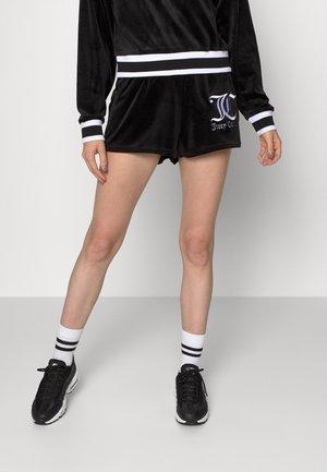 AALIYAH SHORTS - Sports shorts - black