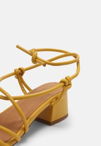 Toral - Sandals - yellow - 7