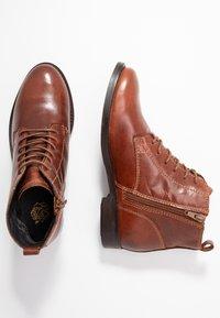 Apple of Eden - DEMI - Kotníková obuv - brown - 3