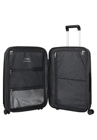 Titan - 3 SET - Luggage set - black - 4