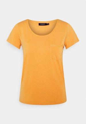COLUMBINE TEE - Basic T-shirt - golden nugget