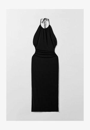 WITH CUT-OUT AND OPEN BACK  - Sukienka koktajlowa - black