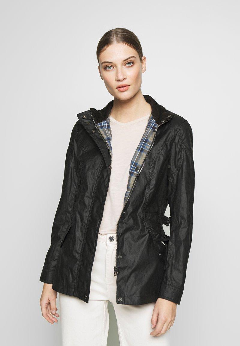 Belstaff - ADELINE JACKET - Summer jacket - black