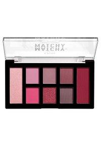 Nyx Professional Makeup - MATCHY-MATCHY MONOCHROMATIC PALETTE - Lidschattenpalette - berry mauve - 1
