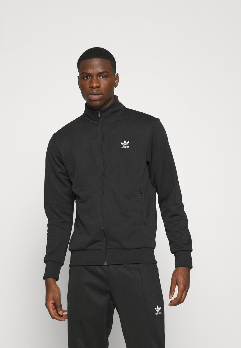 adidas Originals - ESSENTIAL UNISEX - Training jacket - black