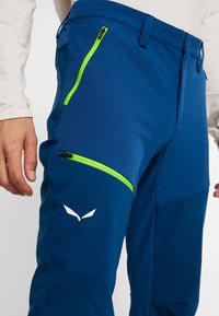 Salewa - PUEZ ORVAL - Outdoorové kalhoty - poseidon - 6