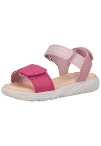 Geox - Sandals - pink/fuchsia - 1