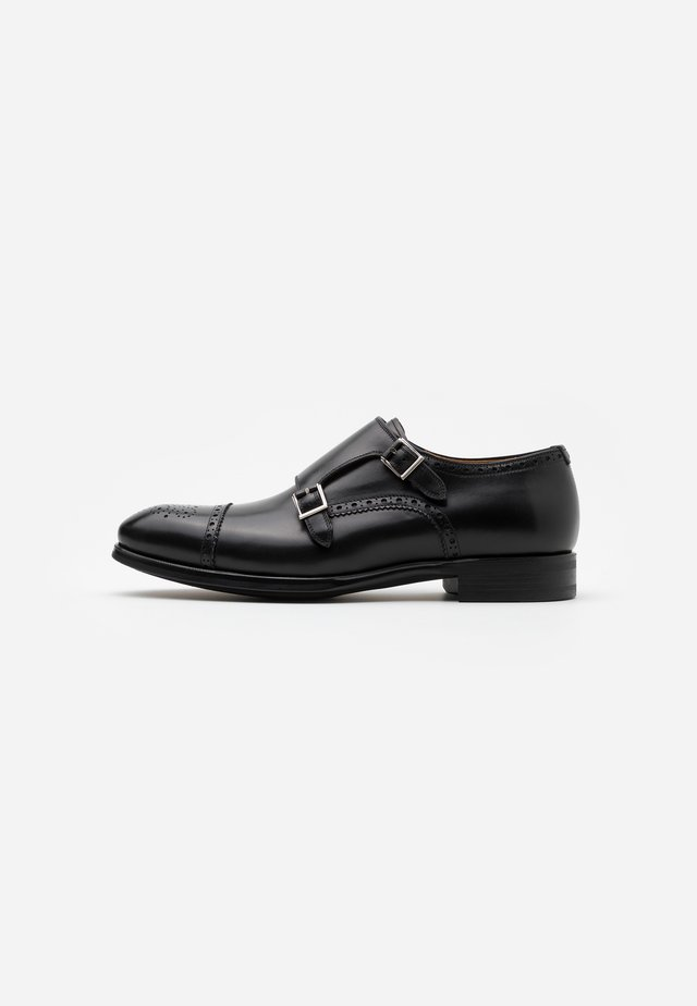 FLEX MADISON  - Slip-ons - black