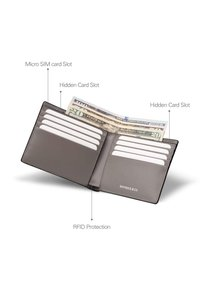 MAVERICK & CO. - Wallet - black - 2