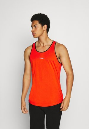 LASH GR TANK - Top - bright acid