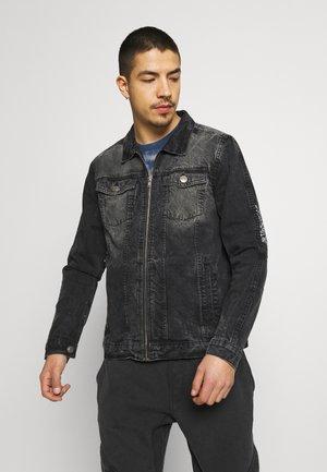WATFORDACID - Denim jacket - black