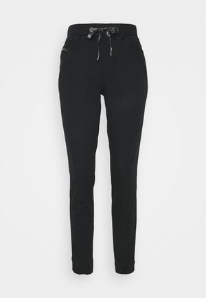 ROSITA - Trousers - black wash