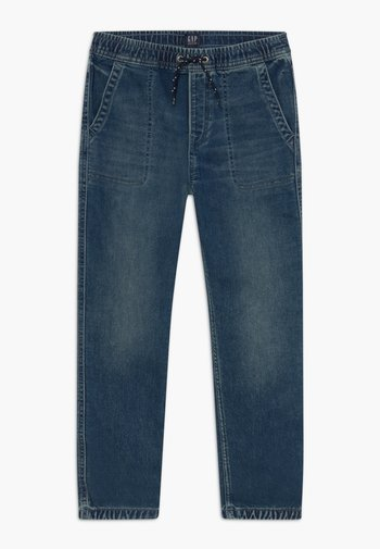 BOY  - Relaxed fit jeans - blue denim