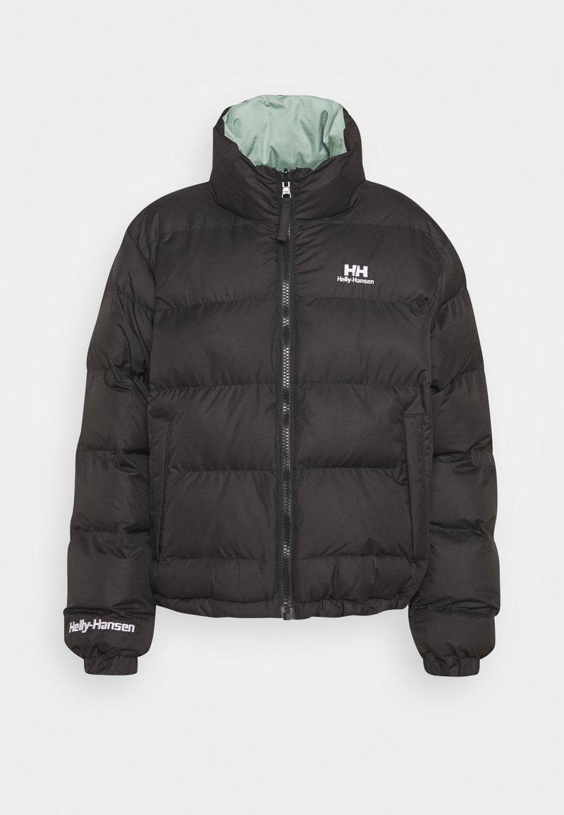 Helly Hansen - REVERSIBLE PUFFER JACKET - Winter jacket - black