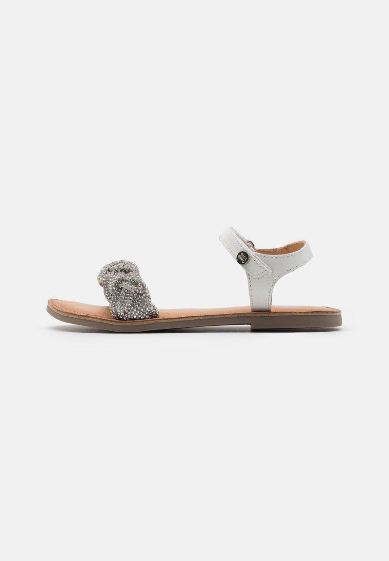 Gioseppo - TRIPP - Sandals - blanco
