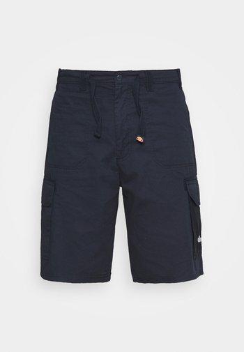 FIGURI CARGO - Shorts - navy