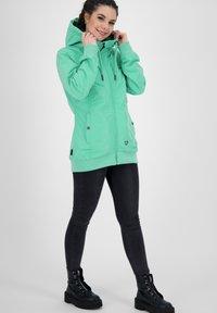 alife & kickin - Outdoor jacket - emerald - 1
