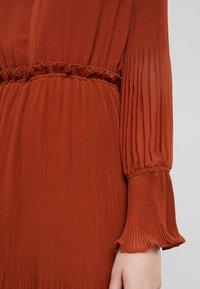 YAS - YASJOLANA DRESS - Robe d'été - caramel café - 6