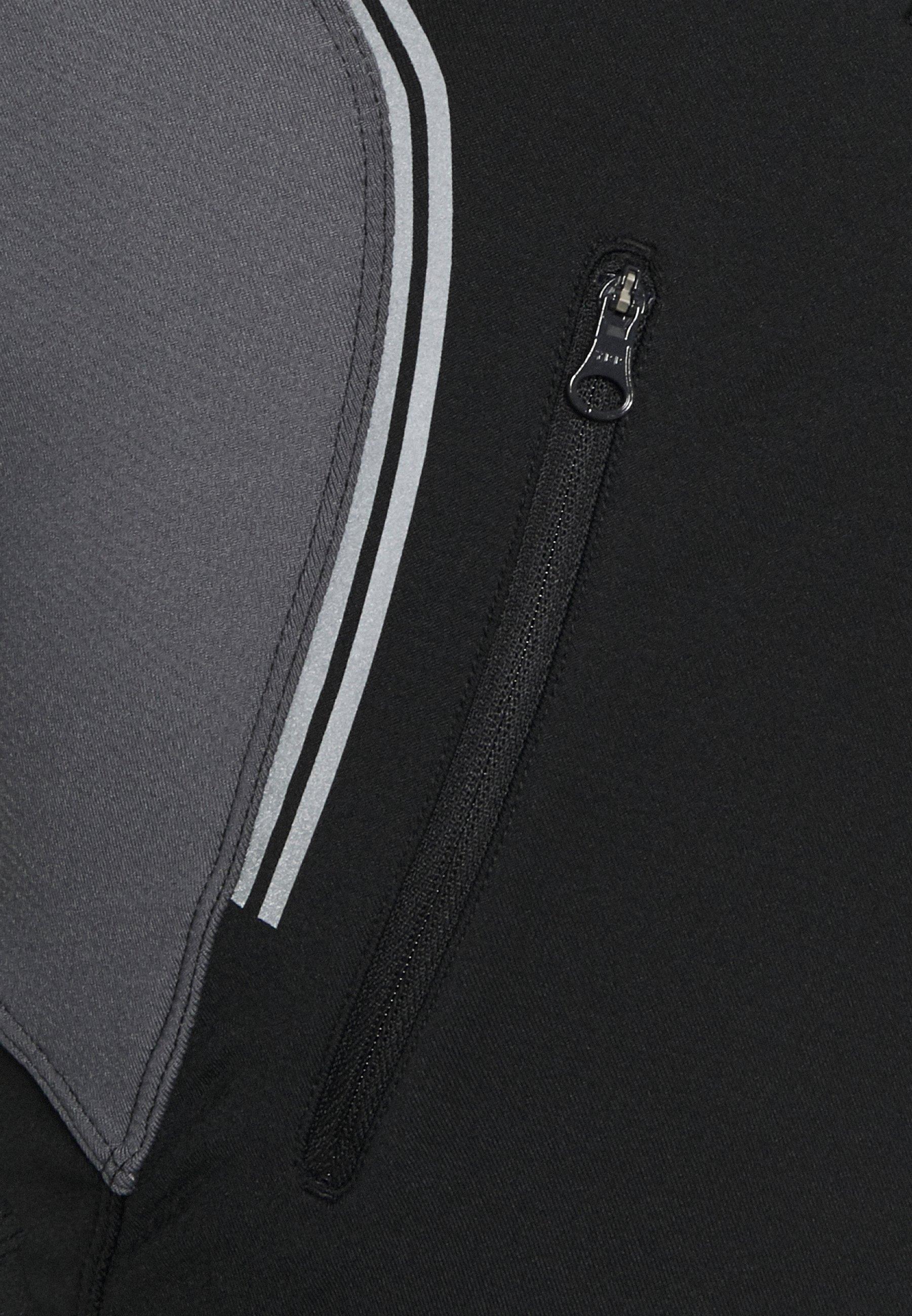 adidas by Stella McCartney TRUEPACE - Training jacket - black/granite lvzu5