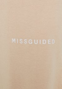 Missguided Tall - Tracksuit bottoms - baby pink - 2