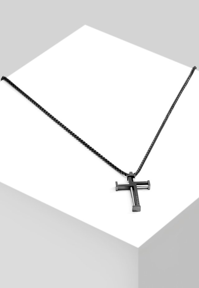 PREIKE - Necklace - ant black