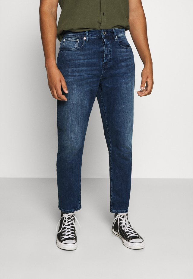 DEAN DAILY ICON - Jeans slim fit - blue denim