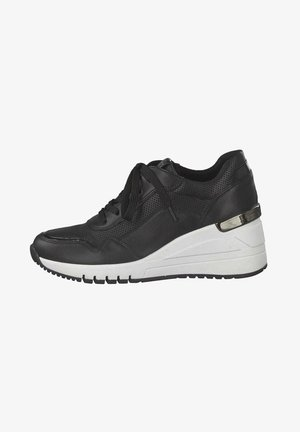 Sneakers - black comb