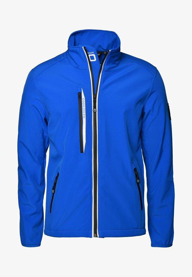 HALYARD - Outdoor jacket - blue