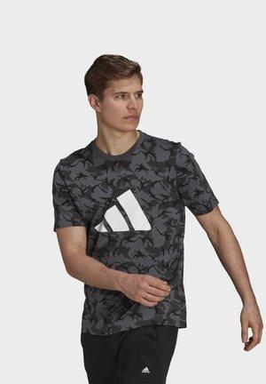 Koszulka sportowa - multicolor/grey six