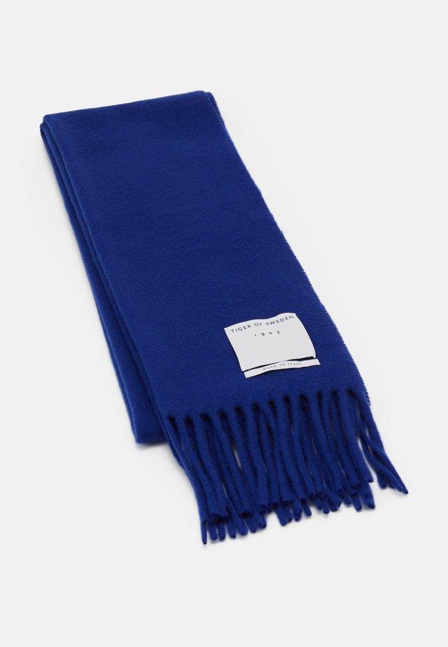 SYLAN UNISEX - Scarf - berlin blue