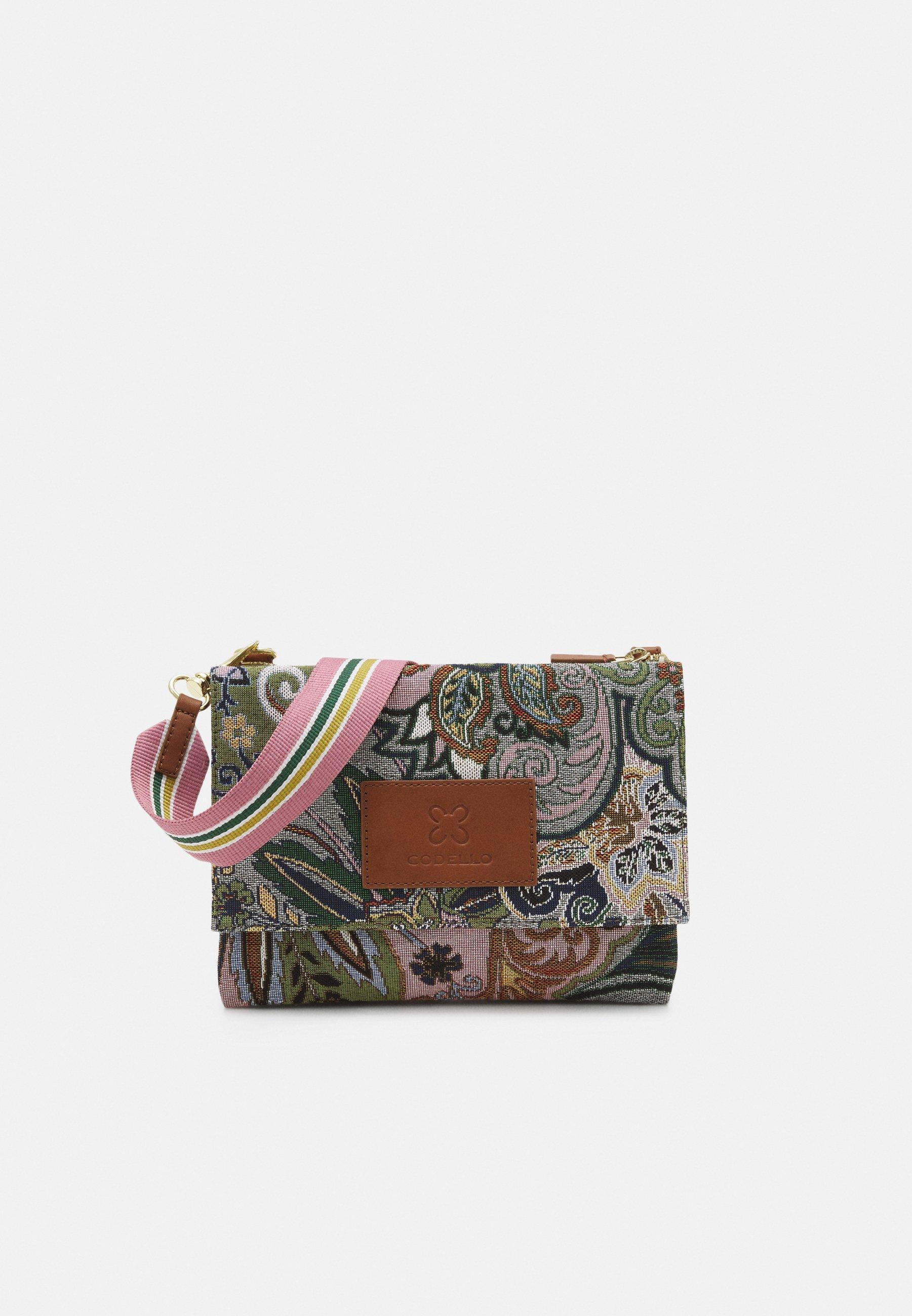 Women PAISLEY CROSSBODY BAG - Across body bag