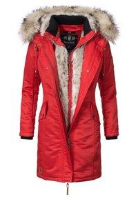 Navahoo - DAYLIGHT - Winter coat - red - 3